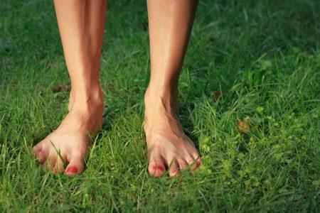 ноги без отёков