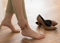 отёки ног и лимфедема