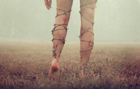 ноги скованы варикозом