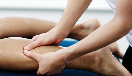 Классический массаж при лимфедеме